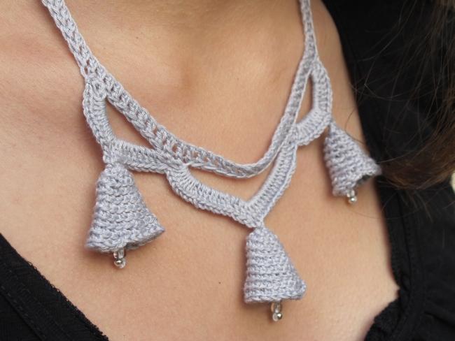 necklace finished