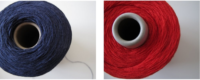 linen laceweight yarn