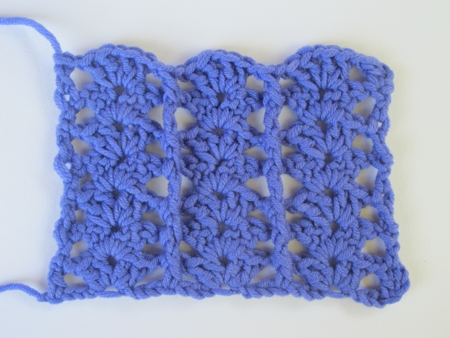 lacy swatch