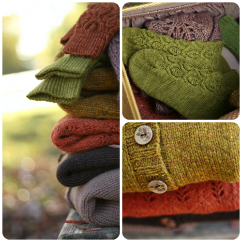 Botanical Knits collection