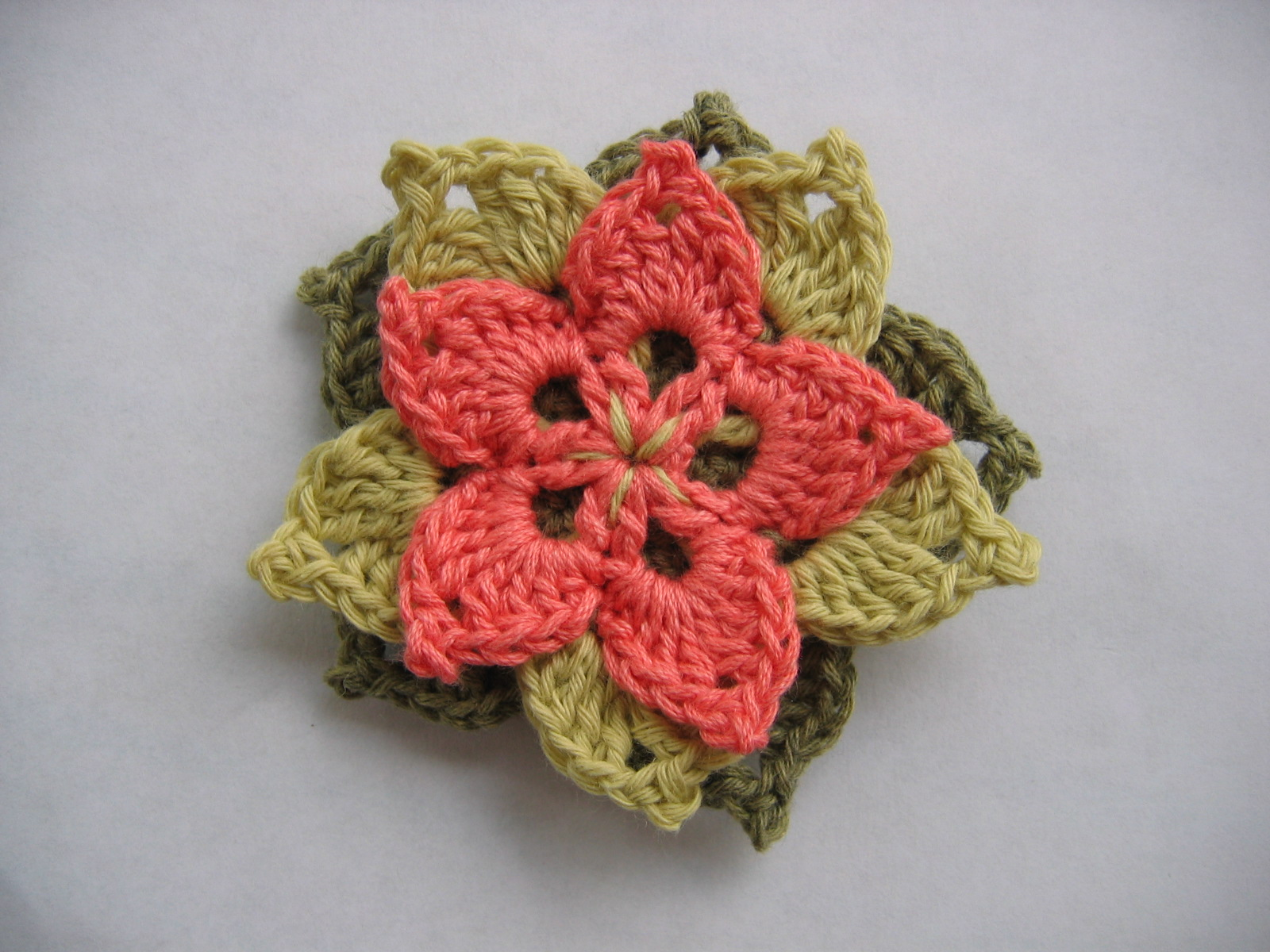 Annette Petavy Design Newsletter May 2010 A Crocheted