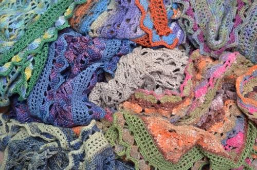 foulards de soie