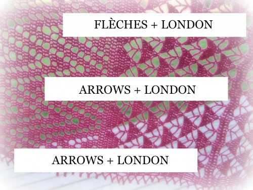 4 dec arrows et london