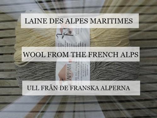 laine alpes maritimes