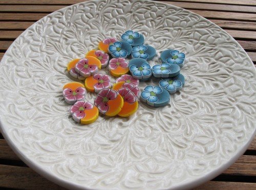 boutons fleurs