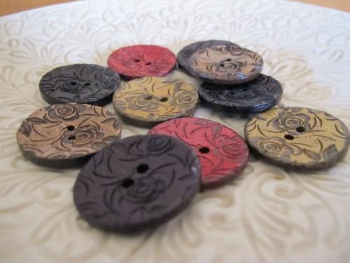 boutons fleurs 2