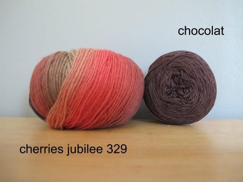 cherries jubilee chocolat