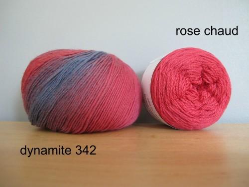 dynamite rose chaud