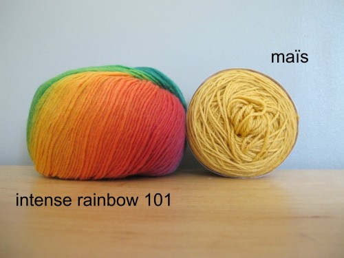 intense rainbow mais
