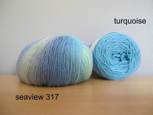 seaview turquoise