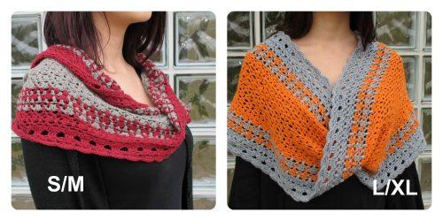 Broceliande, châle moebius créé par Nathalie Mainsant, publié par Annette Petavy Design / Broceliande, moebius shawl designed by Nathalie Mainsant, published by Annette Petavy Design.
