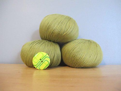 Coton bio lichen, Annette Petavy Design