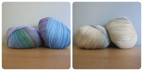 Coton bio multicolore - Annette Petavy Design