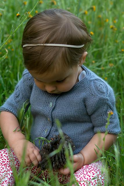 Petite Vigne du livre Baby Botanicals d'Alana Dakos - disponible chez Annette Petavy Design