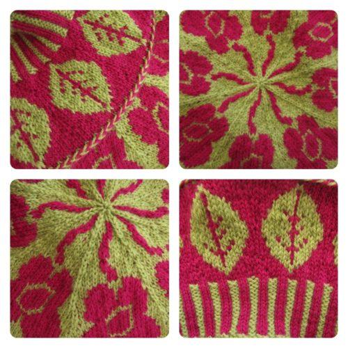 Pop Poppies de Sarah Mombert, chez Annette Petavy Design